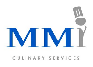 mark for MMI CULINARY SERVICES, trademark #85430611