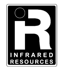mark for IR INFRARED RESOURCES, trademark #85430635