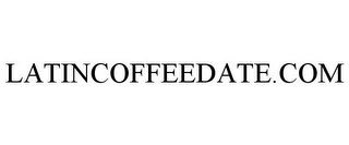 mark for LATINCOFFEEDATE.COM, trademark #85431375