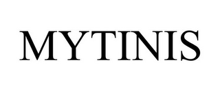 mark for MYTINIS, trademark #85431649