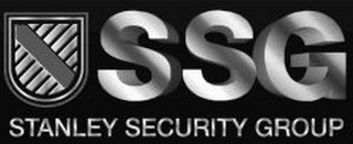 mark for SSG STANLEY SECURITY GROUP, trademark #85431790