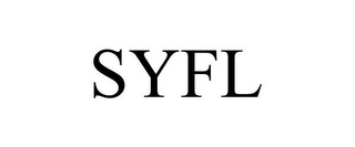 mark for SYFL, trademark #85432256