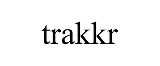 mark for TRAKKR, trademark #85432452