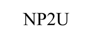 mark for NP2U, trademark #85432602