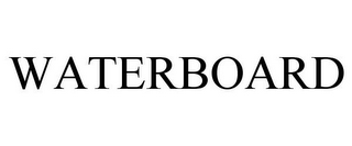 mark for WATERBOARD, trademark #85433979