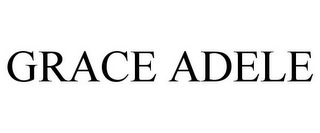mark for GRACE ADELE, trademark #85434167