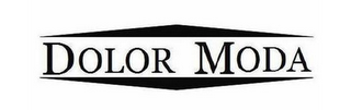 mark for DOLOR MODA, trademark #85434411