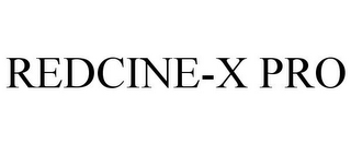 mark for REDCINE-X PRO, trademark #85434601