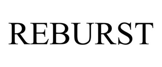 mark for REBURST, trademark #85435253