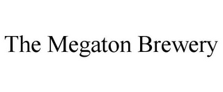 mark for THE MEGATON BREWERY, trademark #85435277