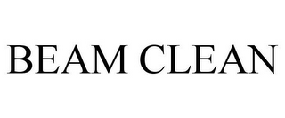 mark for BEAM CLEAN, trademark #85435482