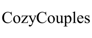 mark for COZYCOUPLES, trademark #85435943