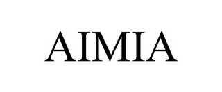 mark for AIMIA, trademark #85436836