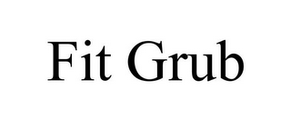 mark for FIT GRUB, trademark #85437191