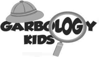 mark for GARBOLOGY KIDS, trademark #85437484