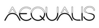 mark for AEQUALIS, trademark #85437537