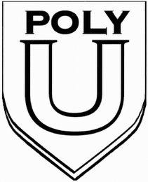 mark for POLY U, trademark #85438044