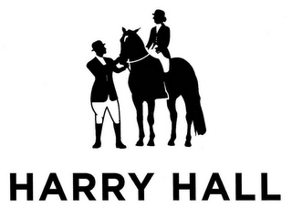 mark for HARRY HALL, trademark #85438549