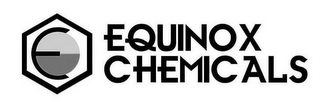 mark for E EQUINOX CHEMICALS, trademark #85439031