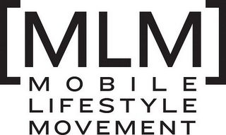 mark for [MLM] MOBILE LIFESTYLE MOVEMENT, trademark #85439196