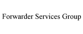mark for FORWARDER SERVICES GROUP, trademark #85439899