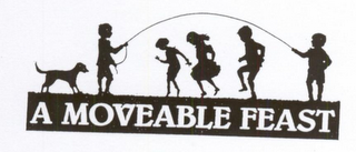mark for A MOVEABLE FEAST, trademark #85441107