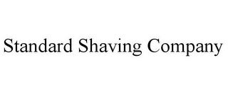 mark for STANDARD SHAVING COMPANY, trademark #85441433