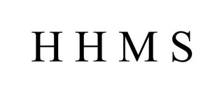 mark for H H M S, trademark #85441579