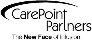 mark for CAREPOINT PARTNERS THE NEW FACE OF INFUSION, trademark #85441613