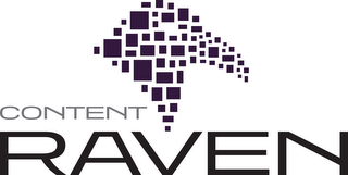 mark for CONTENT RAVEN, trademark #85441626