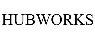 mark for HUBWORKS, trademark #85441898