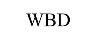 mark for WBD, trademark #85442894