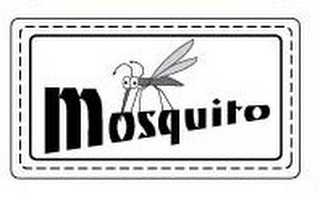 mark for MOSQUITO, trademark #85443011