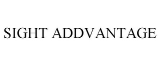 mark for SIGHT ADDVANTAGE, trademark #85443057