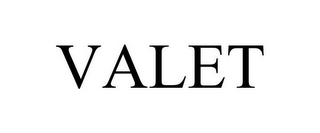 mark for VALET, trademark #85443356