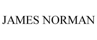 mark for JAMES NORMAN, trademark #85443696