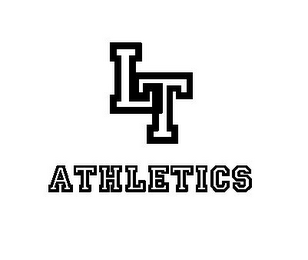 mark for L T ATHLETICS, trademark #85444211