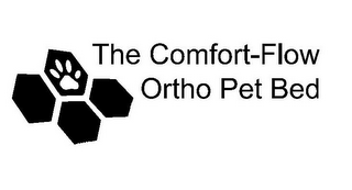 mark for THE COMFORT-FLOW ORTHO PET BED, trademark #85444651