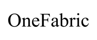 mark for ONEFABRIC, trademark #85445152