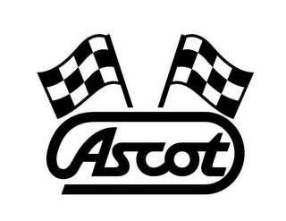 mark for ASCOT, trademark #85445399