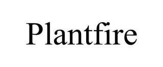 mark for PLANTFIRE, trademark #85445940