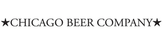 mark for CHICAGO BEER COMPANY, trademark #85446084