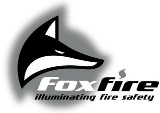 mark for FOXFIRE ILLUMINATING FIRE SAFETY, trademark #85446396