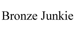 mark for BRONZE JUNKIE, trademark #85446710
