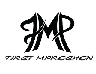 mark for FMP FIRST MPRESHEN, trademark #85447369