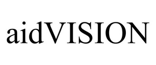 mark for AIDVISION, trademark #85447614