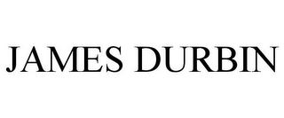 mark for JAMES DURBIN, trademark #85447863