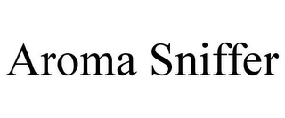 mark for AROMA SNIFFER, trademark #85448087