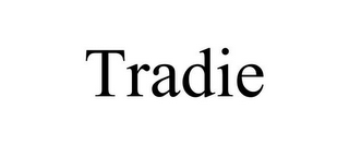 mark for TRADIE, trademark #85448494