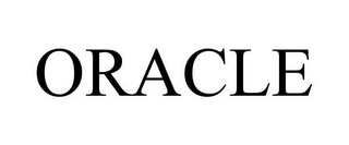 mark for ORACLE, trademark #85448550